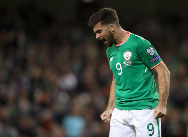 Republic of Ireland v Moldova - 2018 FIFA World Cup Qualifying - Group D - Aviva Stadium
