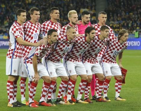 Soccer WCup 2018 Ukraine Croatia
