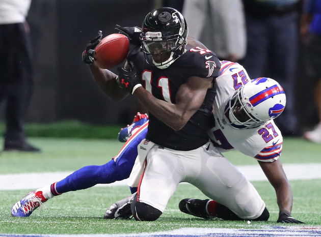 Buffalo Bills vs. Atlanta Falcons