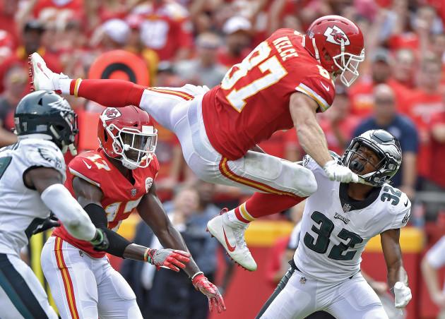 Philadelphia Eagles vs. Kansas City Chiefs