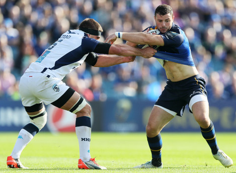 Leinster Rugby v Montpellier - European Champions Cup - Pool Three - RDS Arena