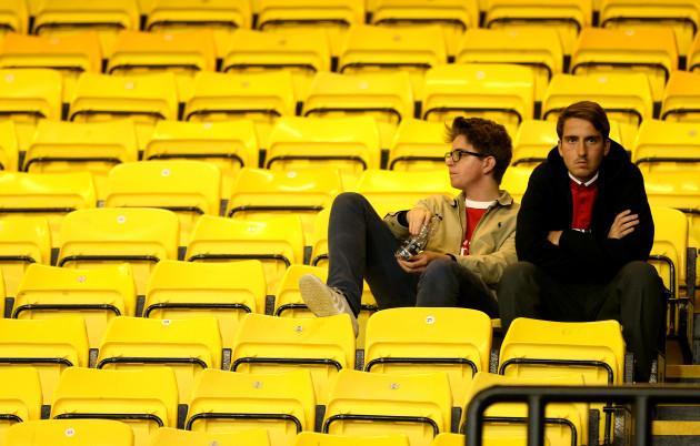 Watford v Arsenal - Premier League - Vicarage Road