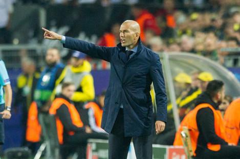 Fussball Champions League/ Borussia Dortmund - Real Madrid CF