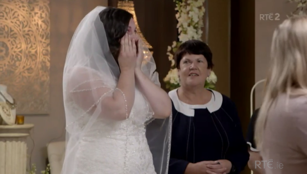 Say Yes To The Dress Ireland Kicked Off Last Night And