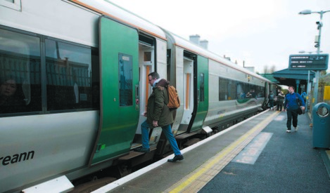 significant disruption to its intercity rail services