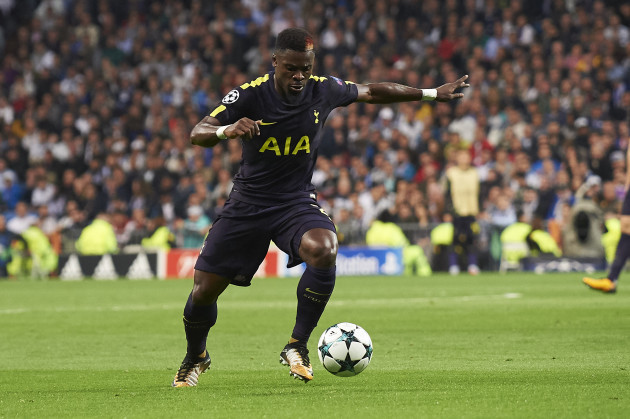 Real Madrid vs Tottenham Hotspur UEFA Champions League