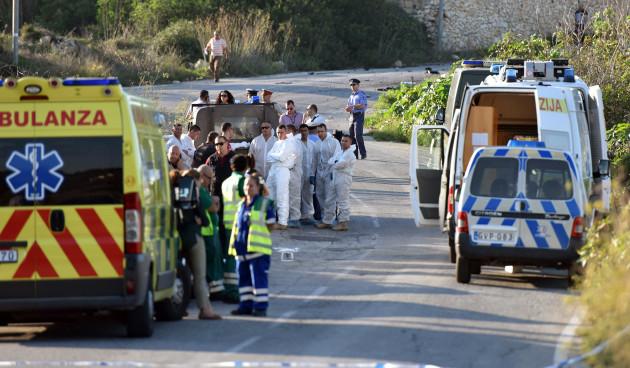Malta Journalist Killed