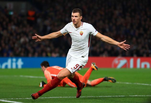 Chelsea v Roma - UEFA Champions League - Group C - Stamford Bridge