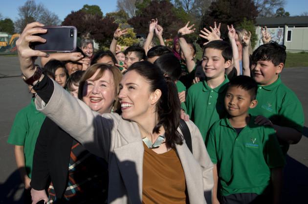 New Zealand Election
