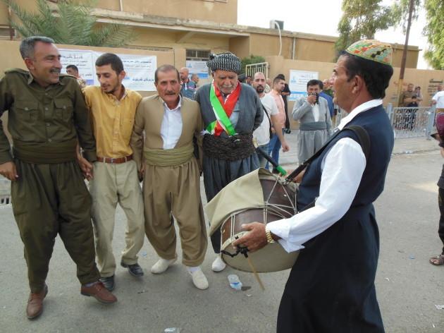 IRAQ-KIRKUK-KURDS-VOTE