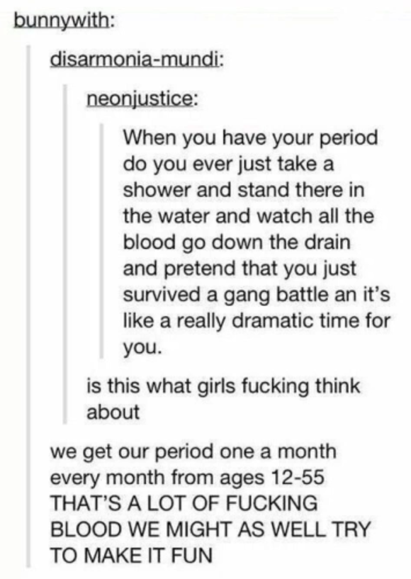 16 jokes about periods that will make every woman go 'yep'