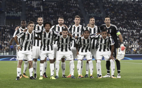 (SP)ITALY-TURIN-SOCCER-CHAMPIONS LEAGUE-JUVENTUS-OLIMPIACOS
