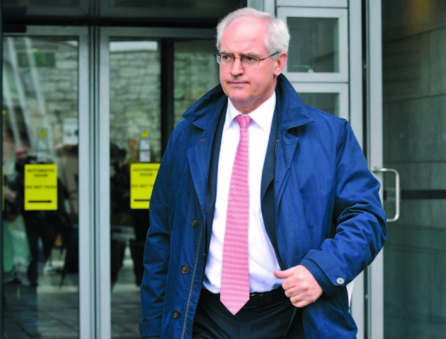 File photo. Dr Peter Boylan, a former master of the National Maternity Hospital, has said he will not stand down from the board of the hospital despite being asked to by deputy chairman Nicholas Kearns.