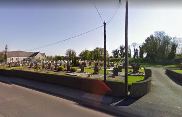 Dunshaughlin graveyard