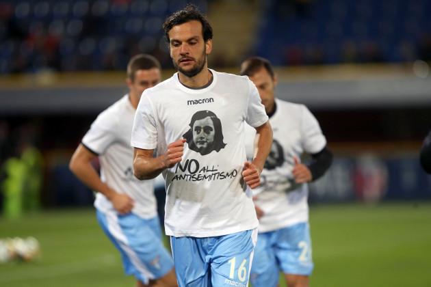 Italy Soccer Anti Semitism