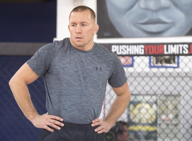 Canada UFC 217 Mixed Martial Arts