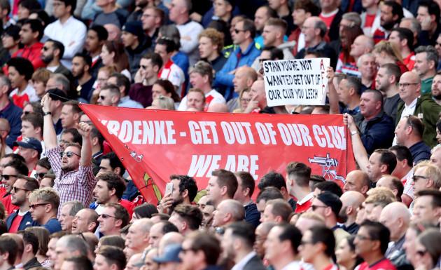 Arsenal v Everton - Premier League - Emirates Stadium