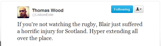 As it happened: Scotland v France, Six Nations · The42