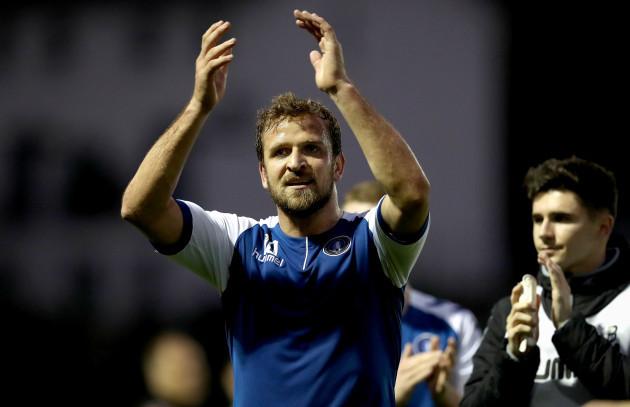 Rodrigo Tosi celebrates