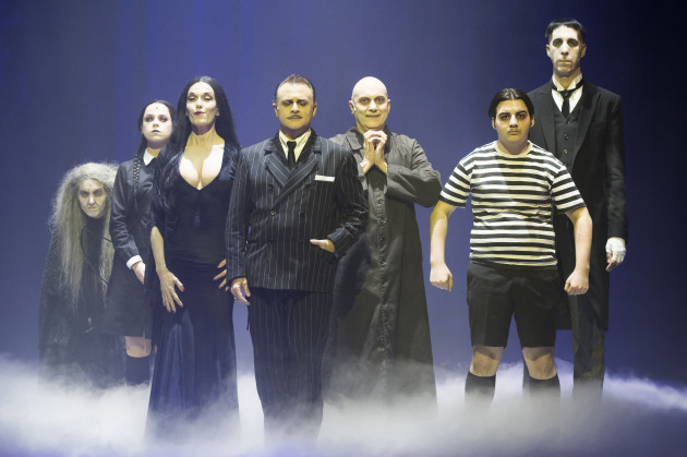 Spain: The Addams Family Musical Show