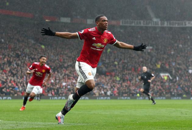 Manchester United v Tottenham Hotspur - Premier League - Old Trafford