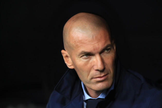 Real Madrid v Tottenham Hotspur - UEFA Champions League - Group H - Santiago Bernabeu
