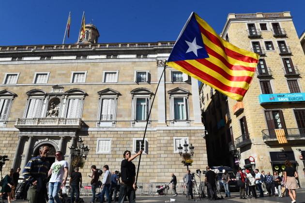 Crisis in Catalonia