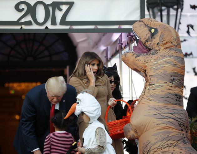 Trump Halloween