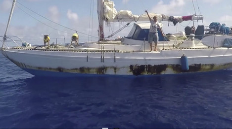 Lost at Sea Rescued