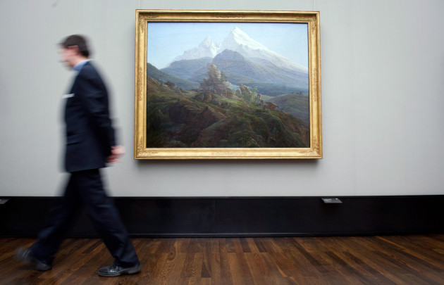 Prussia Foundation after discovery of art stolen by Nazis