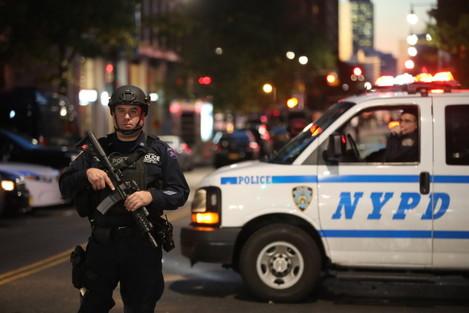Truck Attack - New York City