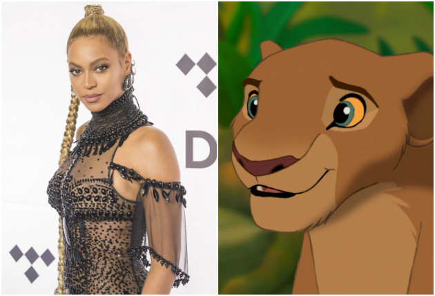 Beyoncé will play Nala in Disney s new live-action remake of The ... d13769009b