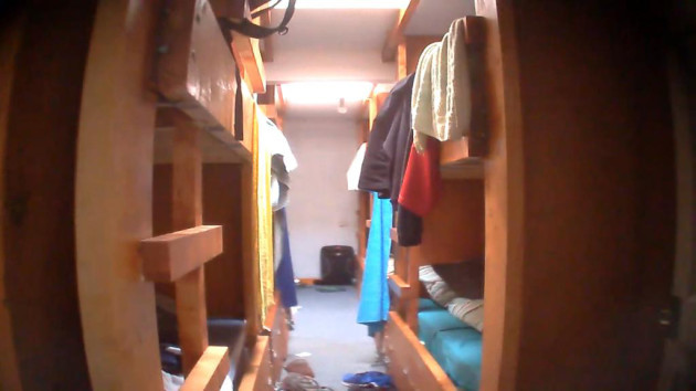 RTE Investigates - Nightmare to Let - Bunk Beds built in property in Kilmainham 3