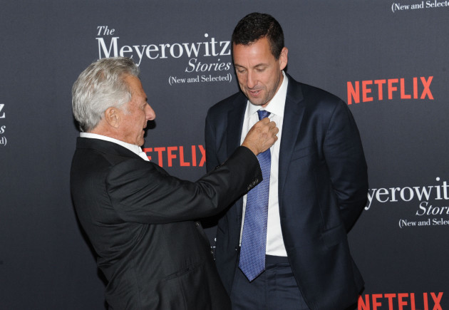 The Los Angeles Premiere of ''The Meyerowitz Stories''