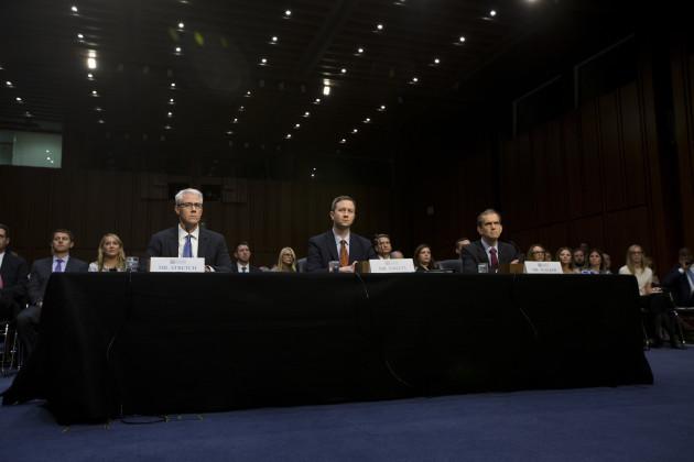 Senate Hearings - Washington