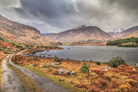 The Mountains - Black Valley Lough
