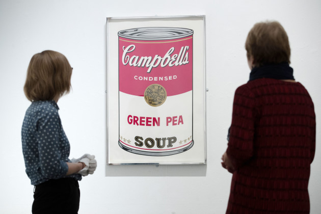 Warhol to Walker: American prints from pop art to today exhibition
