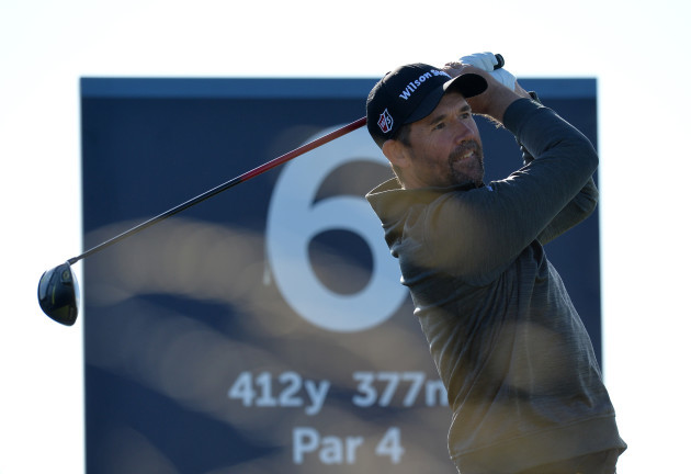 Alfred Dunhill Links Championship - Day One - St Andrews