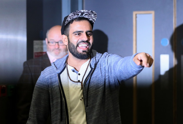 Ibrahim Halawa detention