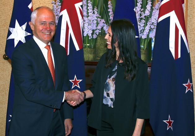 Australia New Zealand Politics