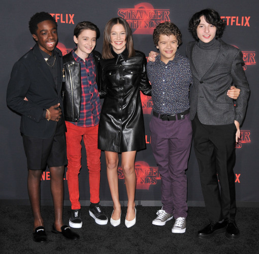 Stranger Things 2 Premiere - Los Angeles