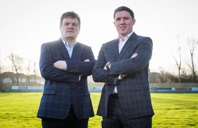 Declan Brennan and Michael Briody