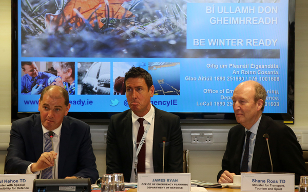8/11/2017 Launch of Be Winter Ready Information Campaigns