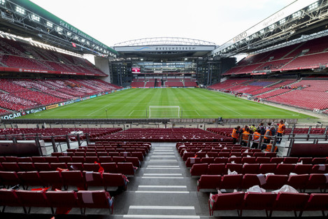 Denmark: Denmark v Poland - World Cup 2018 Qualifier
