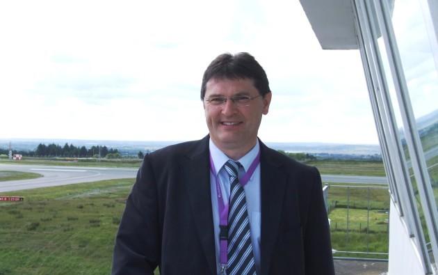 Joe Gilmore, Managing Director, Ireland West Airport Knock 1