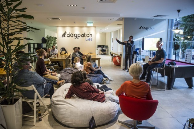 1 - DogpatchLabs Ground Floor