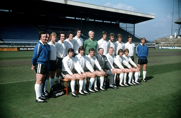 Soccer - Fulham Photocall - Craven Cottage