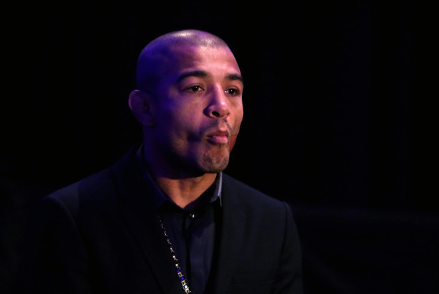 Sport - UFC - Jose Aldo and Conor McGregor Press Conference - Dublin Convention Centre