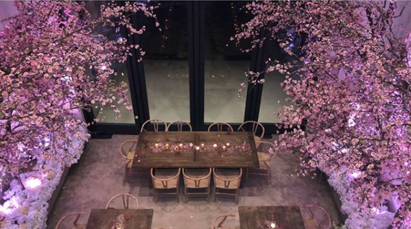Kim Kardashian Threw A Baby Shower For Herself And It Looked Unreal