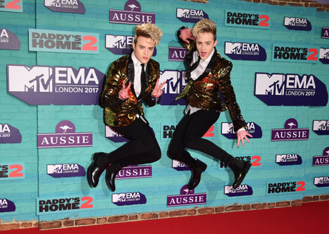 MTV Europe Music Awards 2017 - Arrivals - London